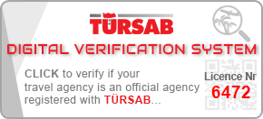 Alaturka Turkey TURSAB Verification
